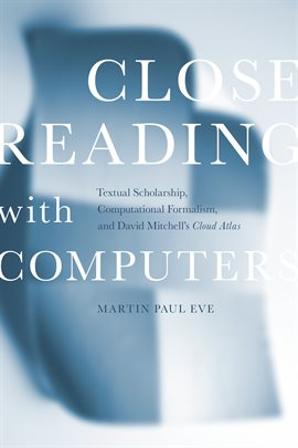 Cover image for Close Reading with Computers
