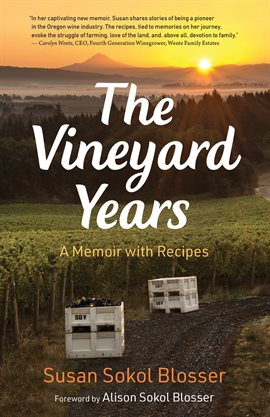 Cover image for The Vineyard Years