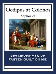 Oedipus At Colonos