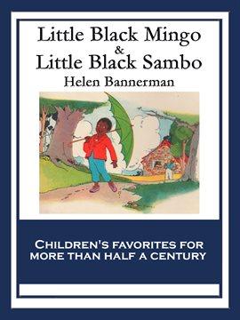 Cover image for Little Black Mingo & Little Black Sambo
