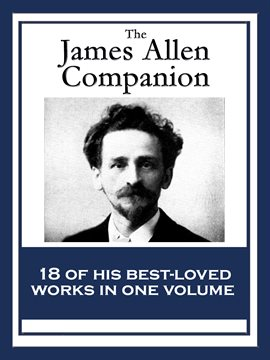 Cover image for The James Allen Companion