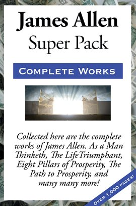 Cover image for Sublime James Allen Super Pack