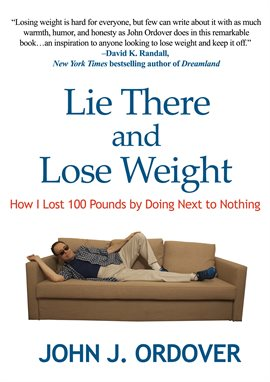Cover image for Lie There and Lose Weight