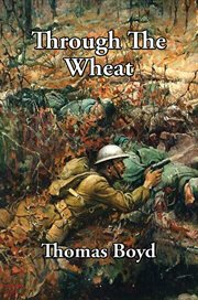 Through the wheat cover image