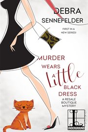 Murder wears a little black dress cover image