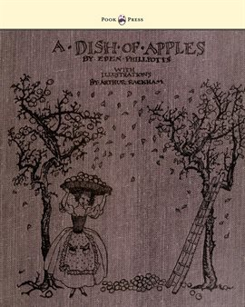 Cover image for A Dish of Apples