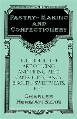 Cover image for Pastry-Making and Confectionery