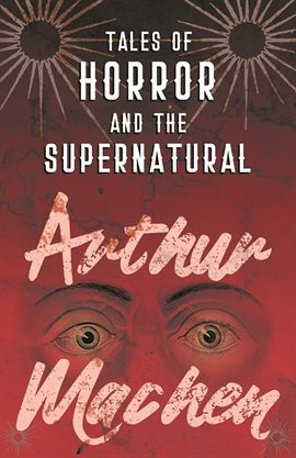 Cover image for Tales of Horror and the Supernatural