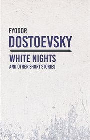 White nights and other short stories cover image