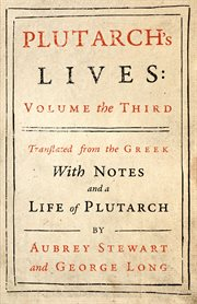 Plutarch's Lives cover image