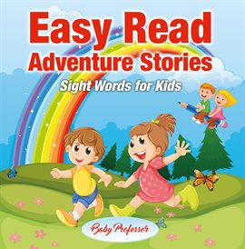 Cover image for Easy Read Adventure Stories
