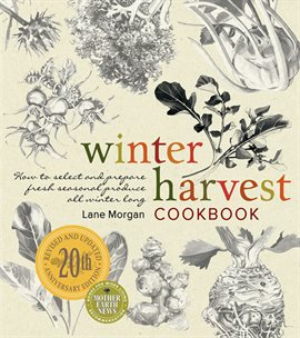 Cover image for Winter Harvest Cookbook
