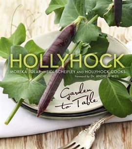 Cover image for Hollyhock