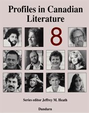 Profiles In Canadian Literature 8