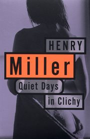 Quiet days in Clichy cover image