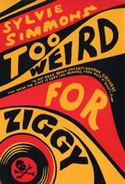 Too weird for Ziggy cover image