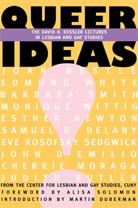 Cover image for Queer Ideas