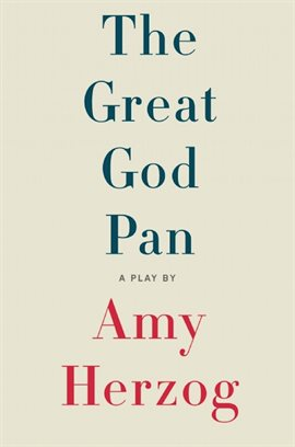 Cover image for The Great God Pan