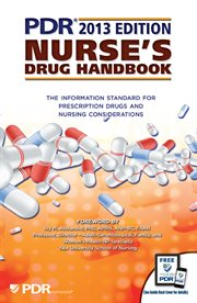 Nurse's Drug Handbook 2013