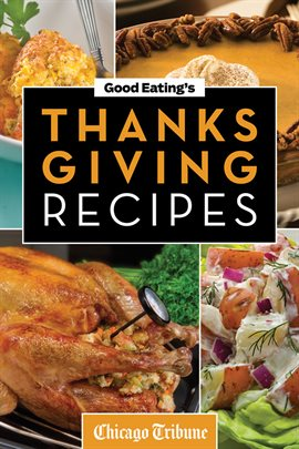 Cover of Good Eating's Thanksgiving Recipes