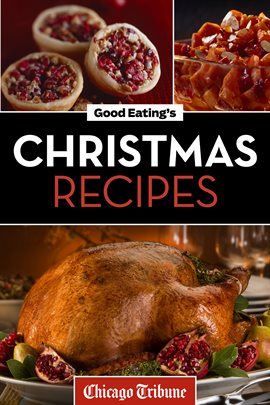 Cover image for Good Eating's Christmas Recipes
