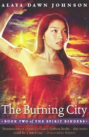 The Burning City cover image