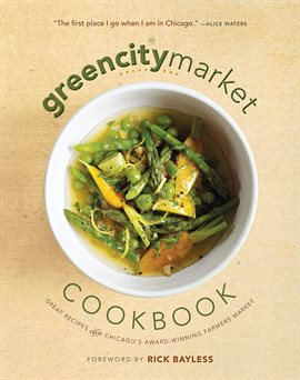 Cover image for The Green City Market Cookbook