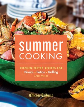 Cover image for Summer Cooking