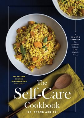 Cover image for The Self-Care Cookbook
