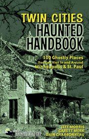 Twin Cities haunted handbook cover image