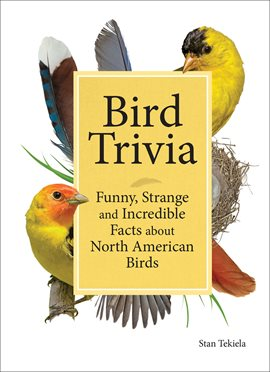 Cover image for Bird Trivia