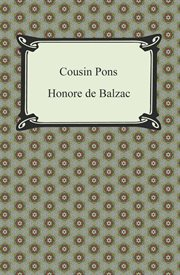 Cousin Pons ; : Old Goriot cover image