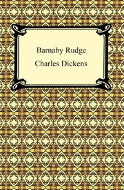 Barnaby Rudge cover image