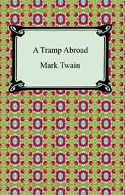 A tramp abroad ; : Following the equator ; Other travels cover image