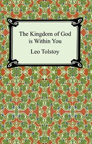 The kingdom of God is within you. : What is art? cover image