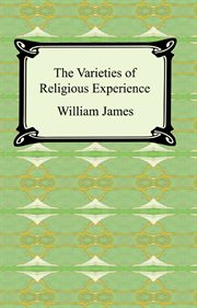 The varieties of religious experience cover image