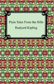 Plain tales from the hills cover image