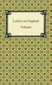 Letters on England cover image