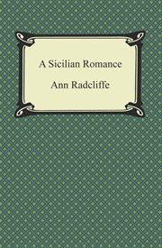 A Sicilian romance cover image