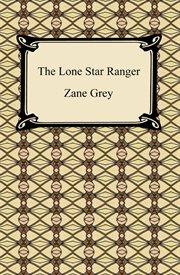 The Lone Star ranger cover image