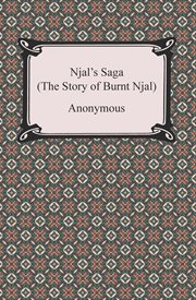 Njal's saga, or, The story of Burnt Njal cover image