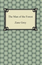 The man of the forest : a novel cover image