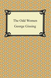 The odd women cover image