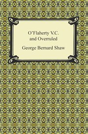 O'Flaherty V.C. and overruled cover image