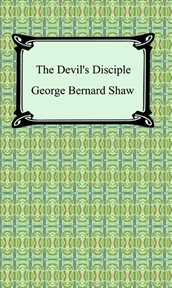 The devil's disciple cover image