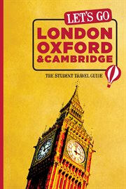 Let's Go London, Oxford, Cambridge & Edinburgh