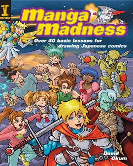 Cover image for Manga Madness
