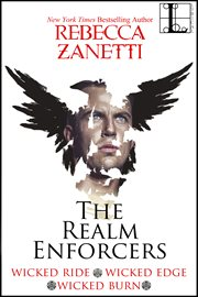 The realm enforcers cover image