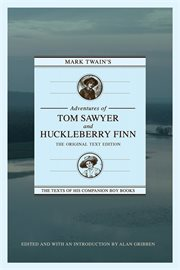 Mark Twain's adventures of Tom Sawyer and Huckleberry Finn cover image