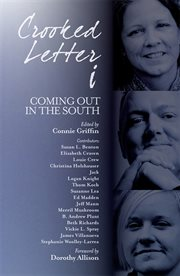 Crooked letter i : coming out in the South cover image